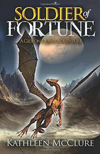 Soldier of Fortune: A Gideon Quinn Adventure steampunk buy now online