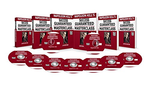 Price comparison product image Napoleon Hill Audio Cd- Original Series Set Laws of Success Collection Gifts