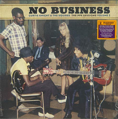No Business The Ppx Sessions Vol Ii (Rsd 2020)
