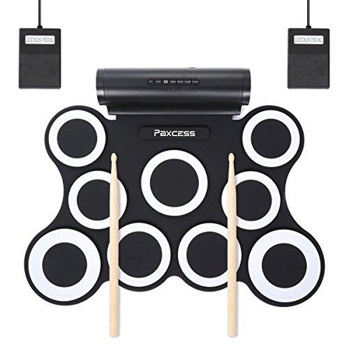 3. Paxcess Roll Up MIDI Drum Kit