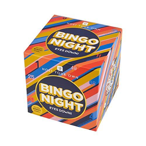 Kit de Juego de Bingo clásico | Anfitrión de su...