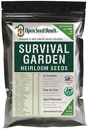 heirloom vegetable seeds