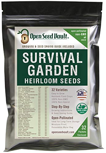 Garden seeds Cheap stocking stuffers
