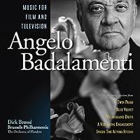 Angelo Badalamenti: Music For Film And Television by Angelo Badalamenti (2010-10-12)
