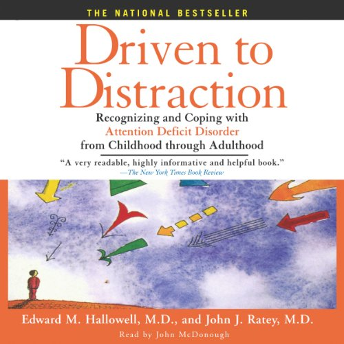 Driven to Distraction cover art