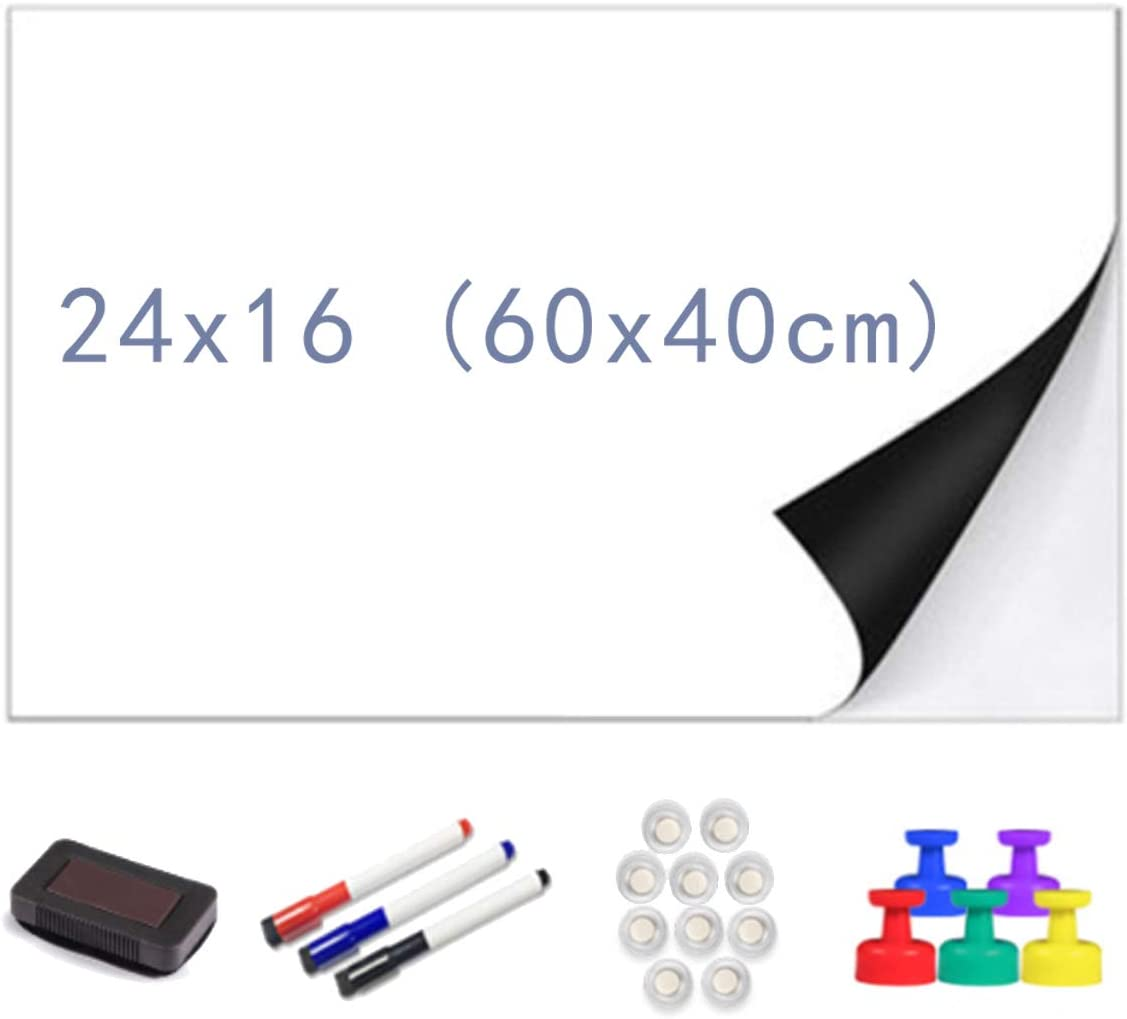 Special sale item Dry Weekly update Erase Whiteboard Paper Thick Magnetic Sticker Self-Adh Decal