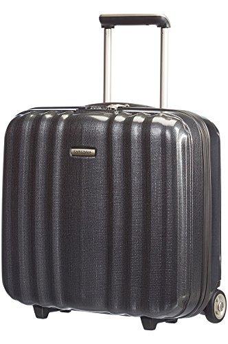 Samsonite Lite-Cube Upright valigia a 2 ruote 43 cm compartimenti portatile graphite