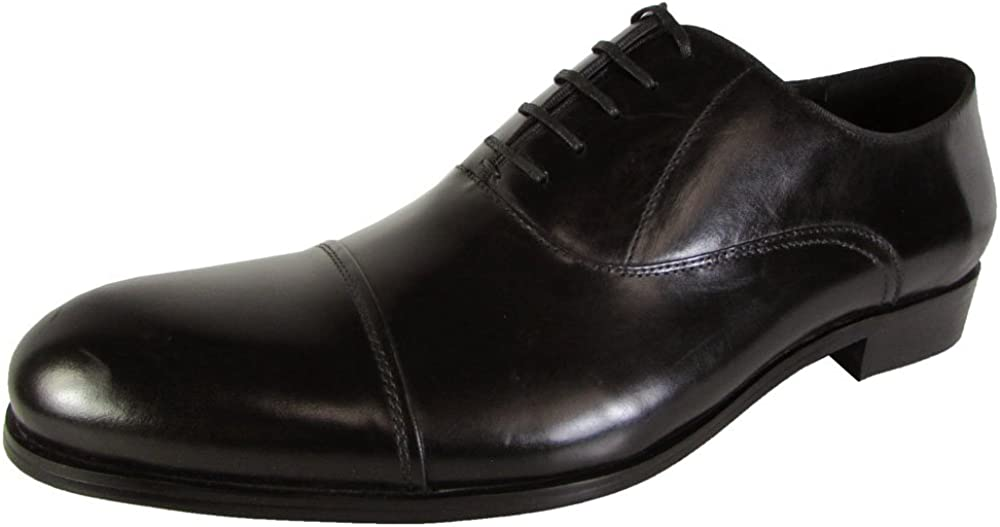 Kenneth Cole New York Mens Join The Club Cap Toe Oxford Shoes