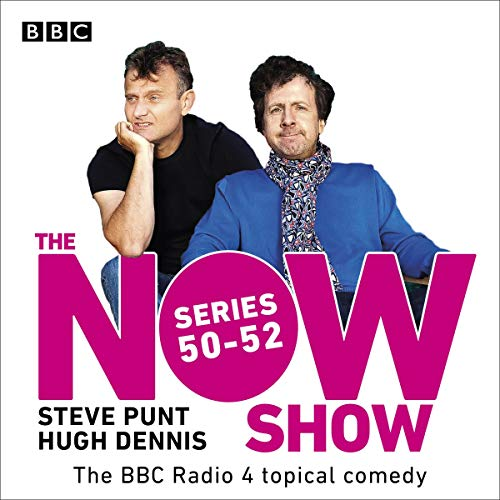 The Now Show: Series 50-52 cover art
