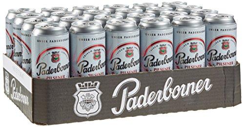 Paderborner Pils, EINWEG (24 x 0.5 l)