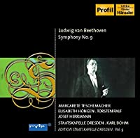 Symphony 9 in D Minor Op 125 by L.V. Beethoven (2006-08-29)
