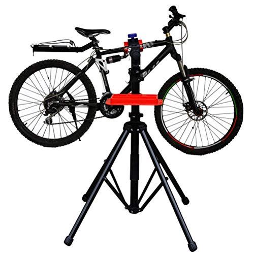 Estante almacenamiento soporte trabajo para bicicleta, Soporte reparación mantenimiento bicicleta, Soporte mantenimiento ajustable Soporte para bicicleta Soporte reparación mantenimiento bicicleta So