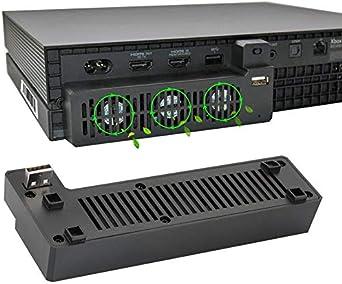 Cooler Usb Xbox One X Exautor De Calor Refrigeração Fan