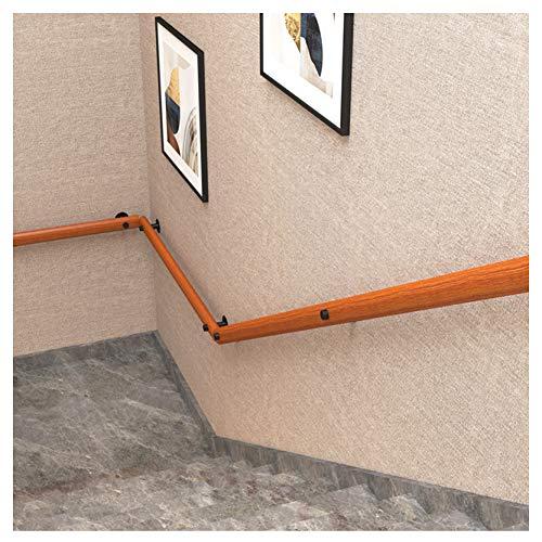 Handläufe MAZHONG Treppenhandlauf Einfacher Und Moderner Massivholz-Wandhandtreppenhandlauf Für Dachboden, Balkon, Wohnung, Garten Korridorstützstange(Size:50cm)