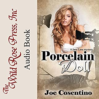 Porcelain Doll audiobook cover art