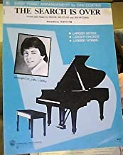 The Search If Over. Easy Piano Arrangement By Dan Coates. (Sheet Music).