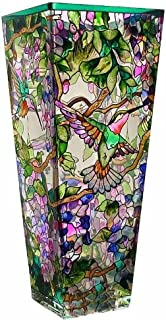 Best stained glass vase Reviews