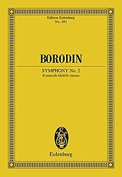 Symphony No. 2 B minor (Eulenburg Studienpartituren) (English Edition)
