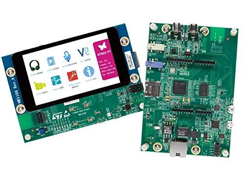 STM32F769I-DISCO: Evaluierungskit für den STM32F769NI Rechner von STMircoelectronics