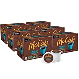 McCafé French Vanilla Light Roast K-Cup Coffee Pods (72 Pods, 6 Packs of 12)