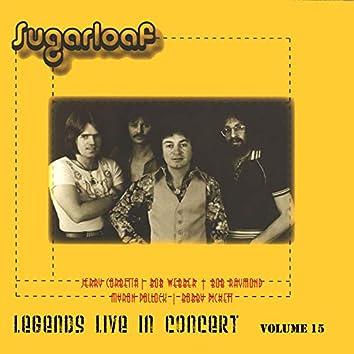 Legends Live in Concert (Live in Denver, CO, January 15, 1975)