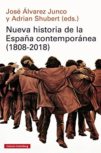 Nueva historia de la España contemporánea (1808-2018) (Ensayo) eBook: Varios Autores , Alvarez Jose: Amazon.es: Tienda Kindle