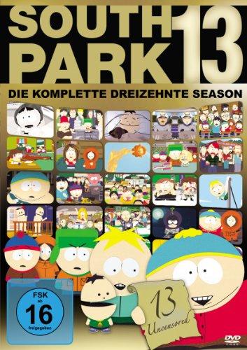 South Park: S13 Amaray [Import]