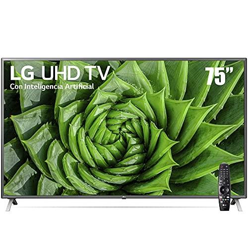 TV LG 75\ 4K Smart TV LED 75UN8000PUB 2020