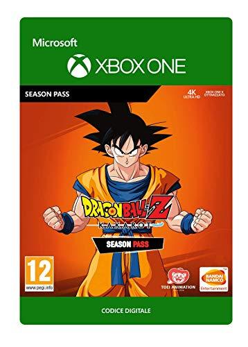 DRAGON BALL Z: KAKAROT Season Pass   Xbox One - Codice download