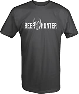 Beer Hunter -Hunting Outdoor Funny Deer Hunting Custom T Shirt