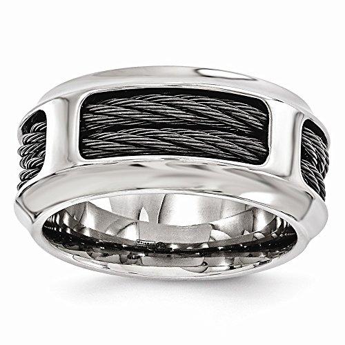 Diamond2Deal - Cable de titanio y acero inoxidable para muje