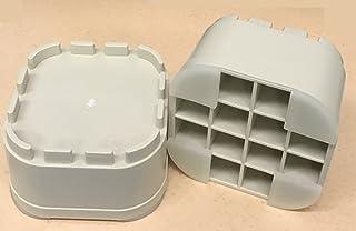 フソー化成 洗濯機 かさ上げ台 高さ調節台 セッティングベース FSB-50