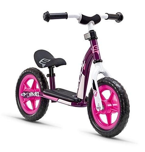 S'Cool pedeX easy 10R Kinder Laufrad 2018 (violett/pink)