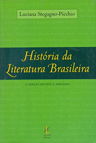 Historia Da Literatura Brasileira