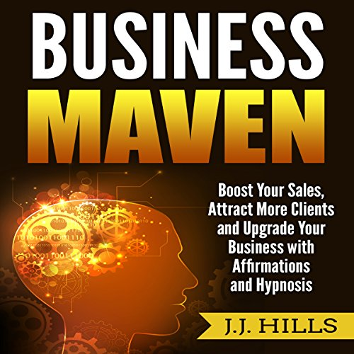 Business Maven audiobook cover art