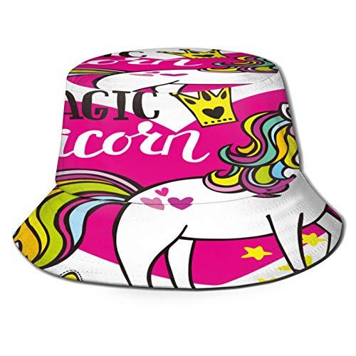 Fischerhut,Abstrakte Zeichnung T-Shirts Cartoon Colorfu Cute,Unisex Sonnenhut Bucket Hat Anglerhut Fishermütze Outdoor Faltbar Cap