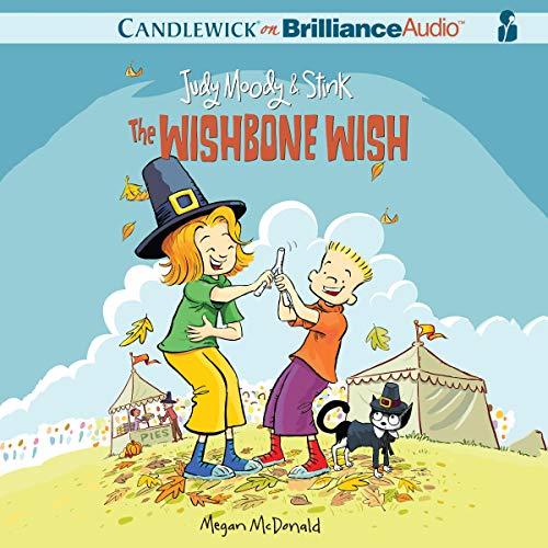 Judy Moody & Stink: The Wishbone Wish Audiobook By Megan McDonald cover art