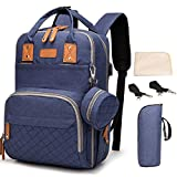 Multi Function Backpack Diaperbag for Women, Weekend Carry on Sports Gym Bag, Travel