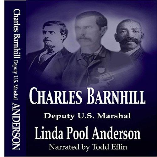 Charles Barnhill Deputy U.S. Marshal audiobook cover art