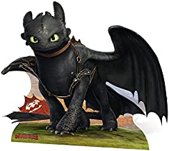 Star Cutouts, Toothless of How to Train Your Dragon Cardboard Cutout Standee