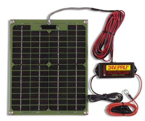 PulseTech SP-24PSC - Solar 24-Volt Battery Charger Desulfator