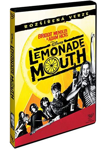 Lemonade Mouth DVD / Lemonade Mouth (tschechische version)
