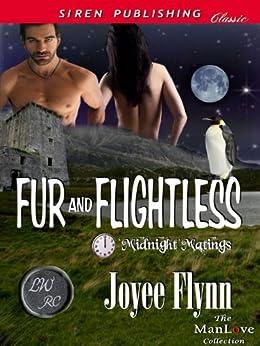 Fur and Flightless [Midnight Matings] (Siren Publishing Classic ManLove) by [Joyee Flynn]
