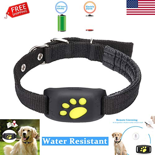 Learn More About SD Life Pet Dog Cats GPS Tracker GPS Tracking Finder Locator Pet Security Waterproo...