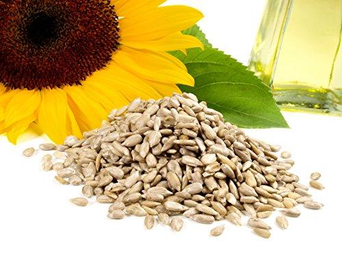 Samore Sonnenblumenkerne geschält erstklassige Qualität Wildvogelfutter