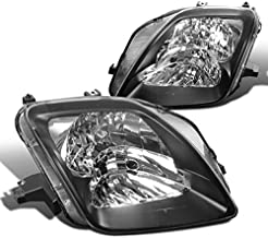 Spec-D Tuning LH-PL97JM-ABM Black Headlight (Euro)