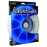Nite Ize Flashflight LED Flying Disc, Light up the...