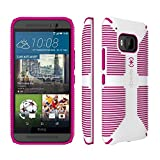 Speck HTC One M9 CandyShell Grip / White and Pink