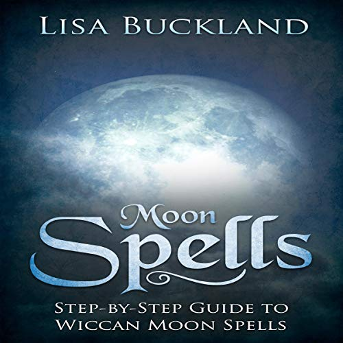 Moon Spells audiobook cover art