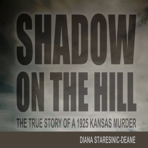 Shadow on the Hill audiobook cover art